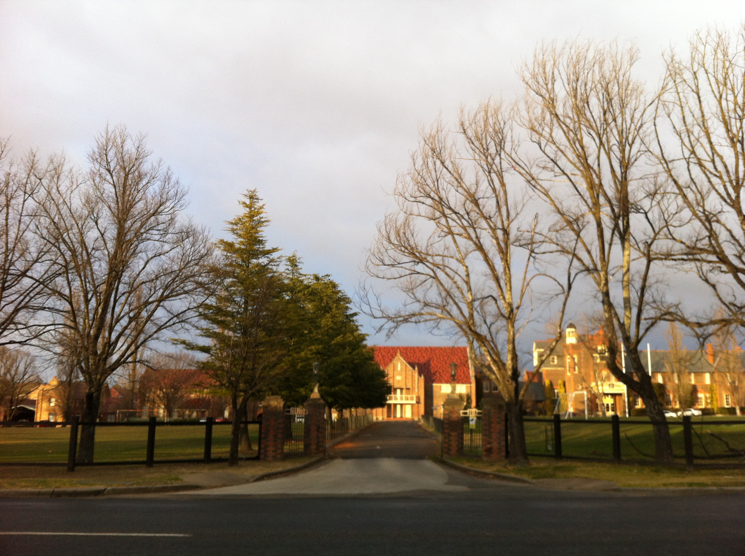 The Armidale School, July 2012